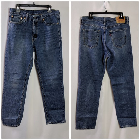 Levi's Other - Levi's 541 Athletic Taper Style Jeans Sz 34/32